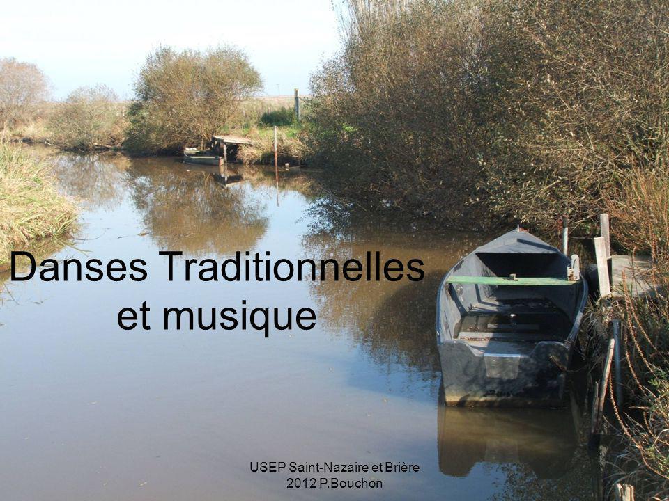 USEP Saint-Nazaire et Brière 2012 P.Bouchon Danses Traditionnelles et musique