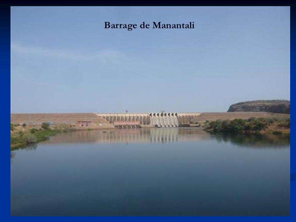 Barrage de Manantali