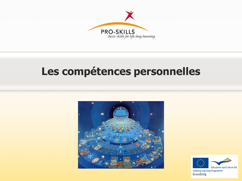 Les compétences personnelles