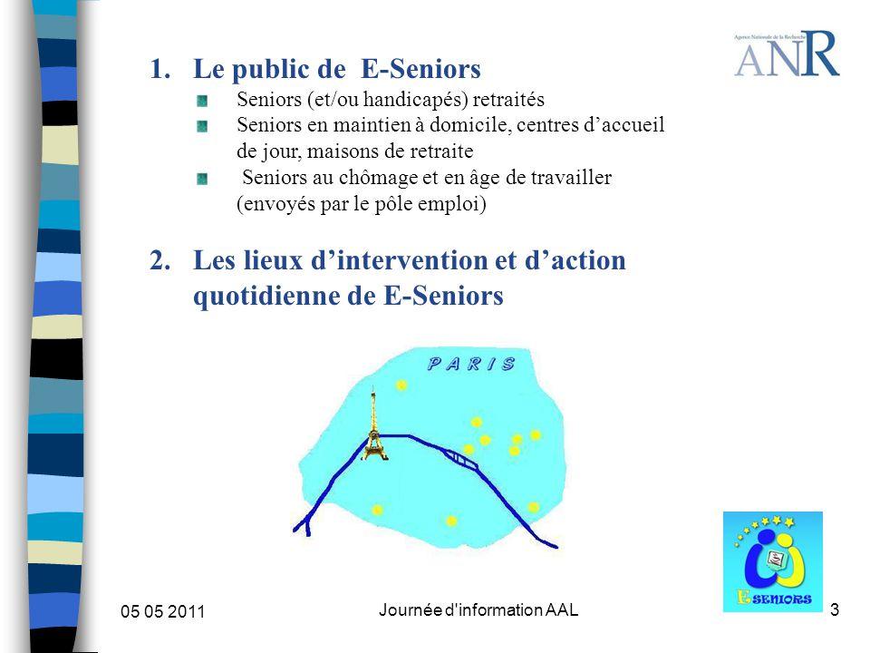 4 05 05 2011 Journée d information AAL II.