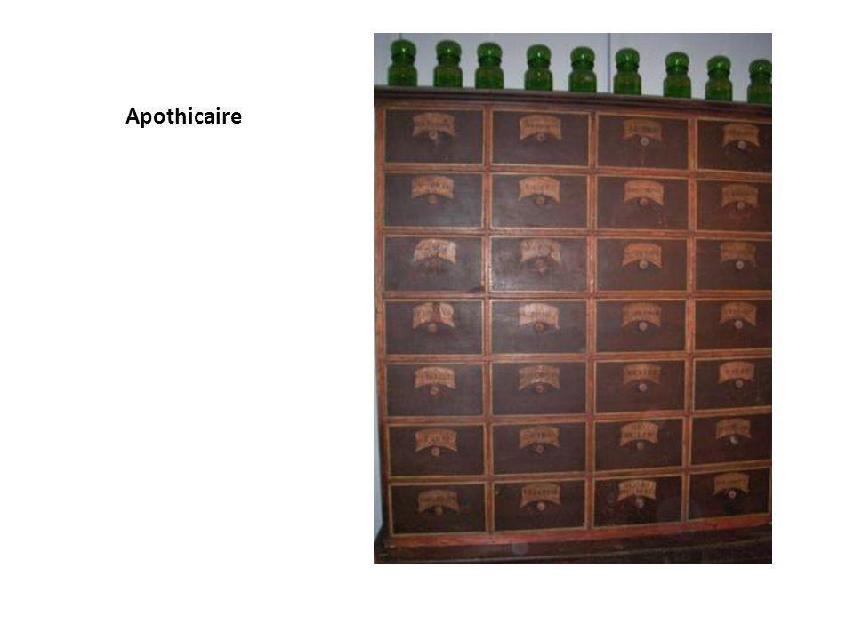 Apothicaire
