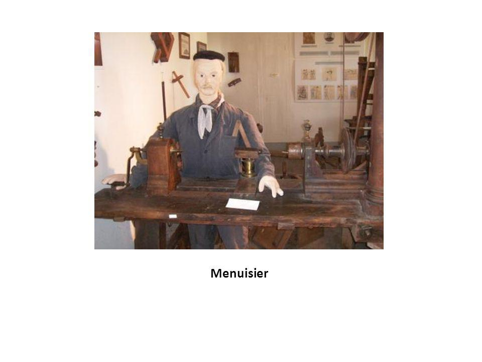 Menuisier