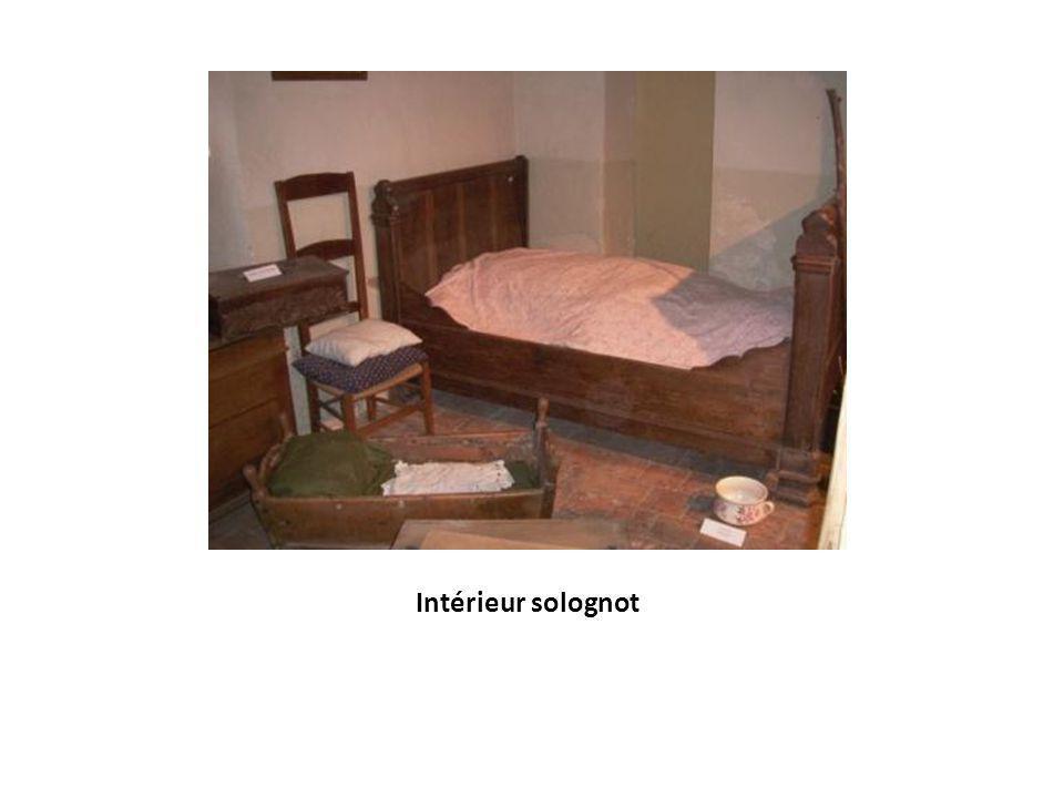 Intérieur solognot