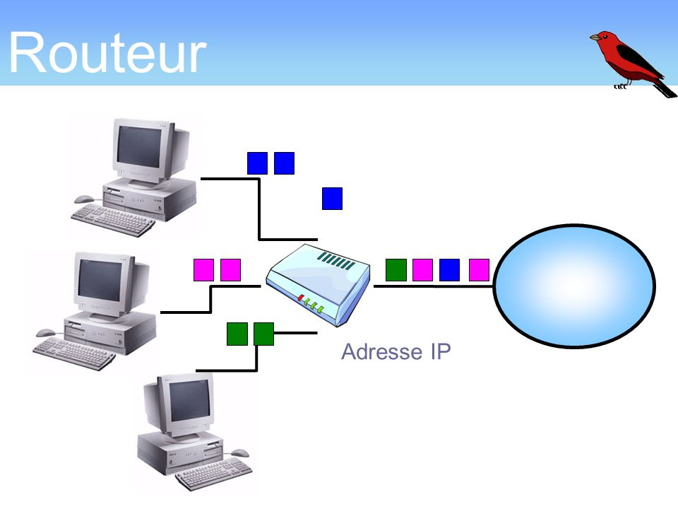 Routeur Adresse IP