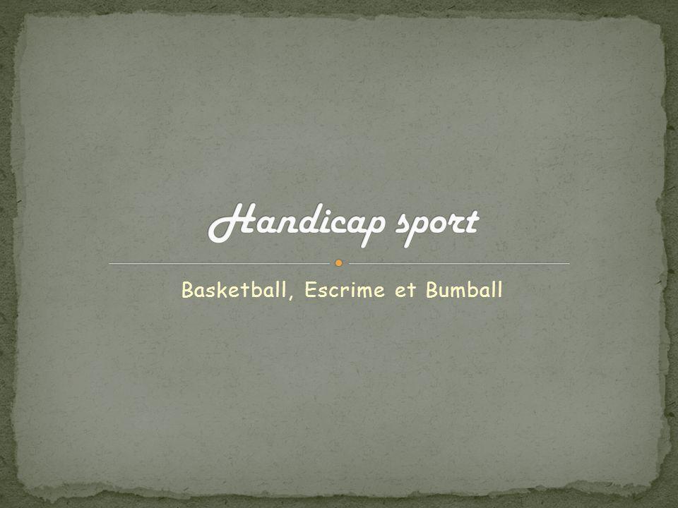 Basketball, Escrime et Bumball