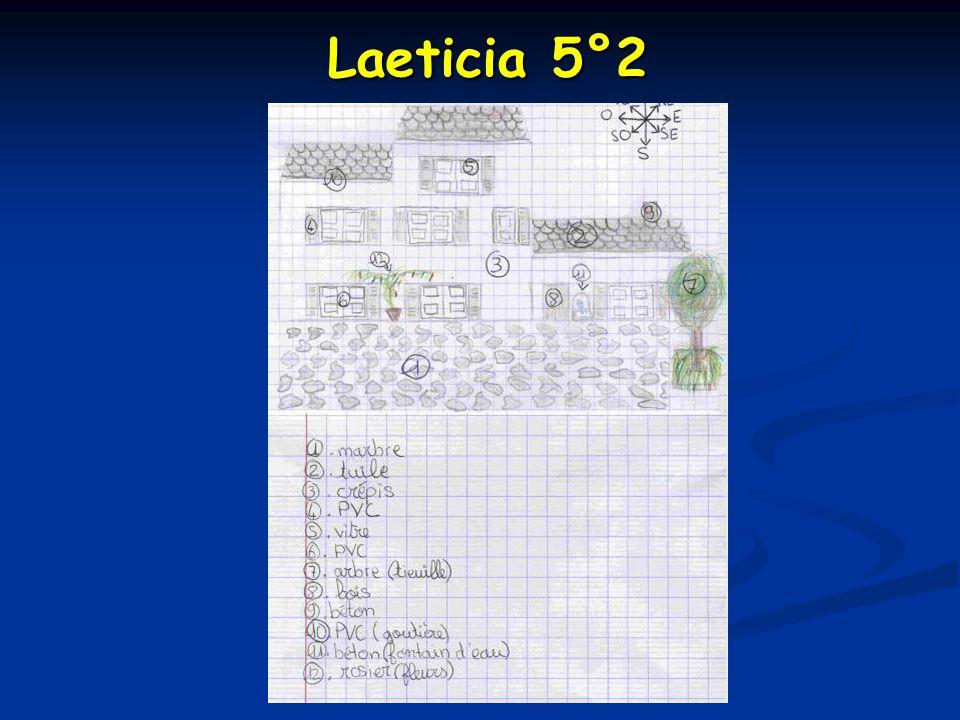 Laeticia 5°2
