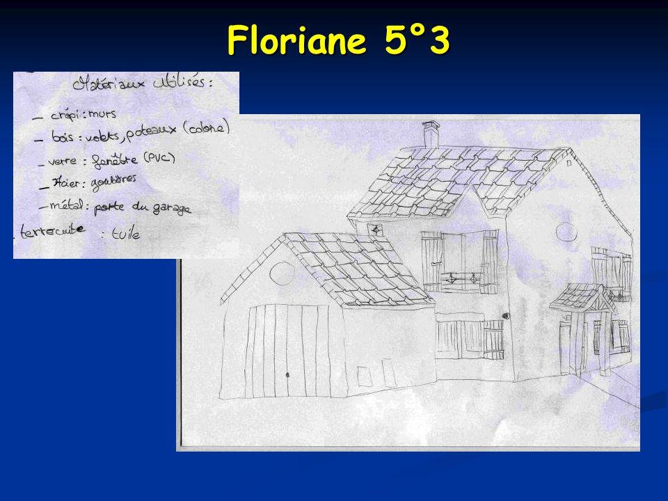 Floriane 5°3