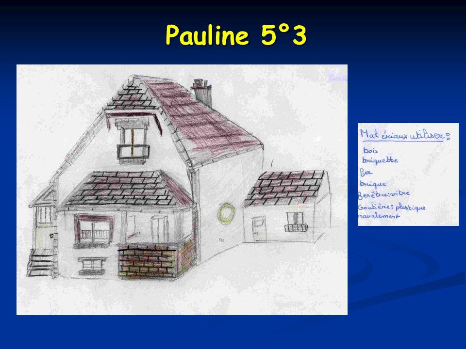 Pauline 5°3