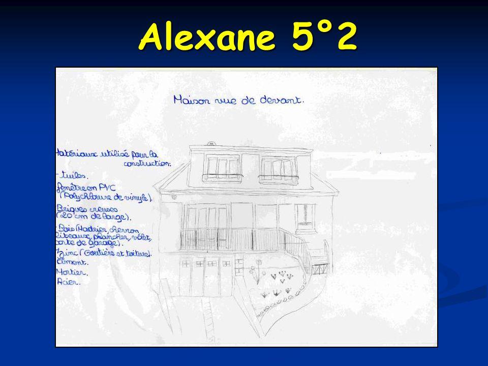 Alexane 5°2
