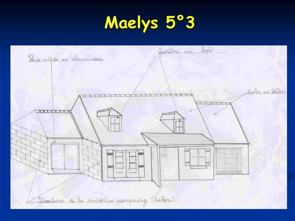 Maelys 5°3