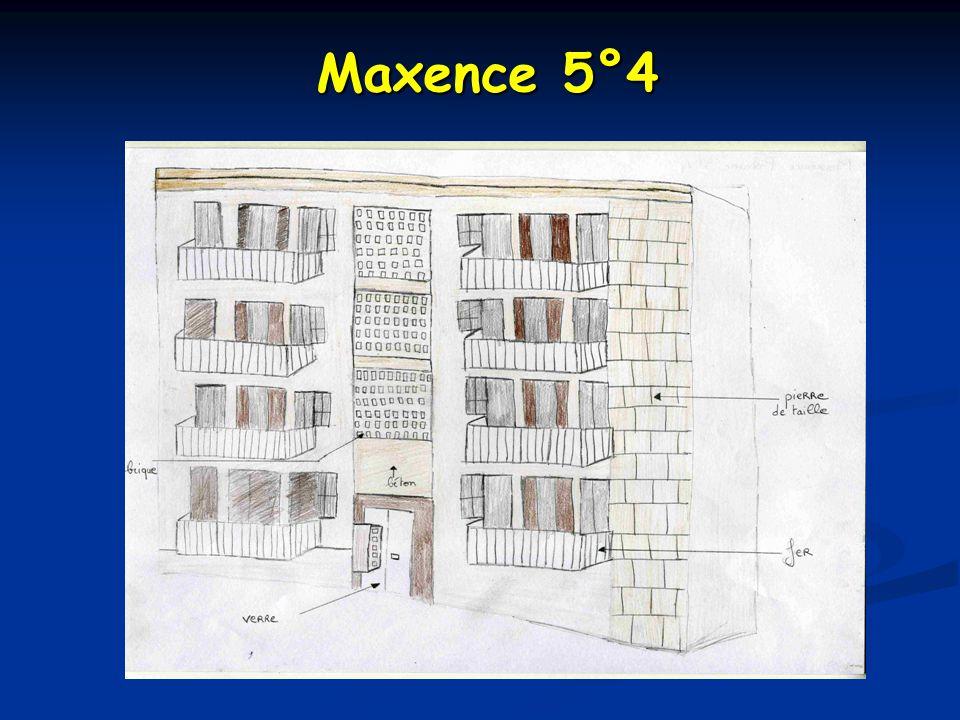 Maxence 5°4