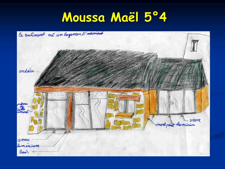 Moussa Maël 5°4