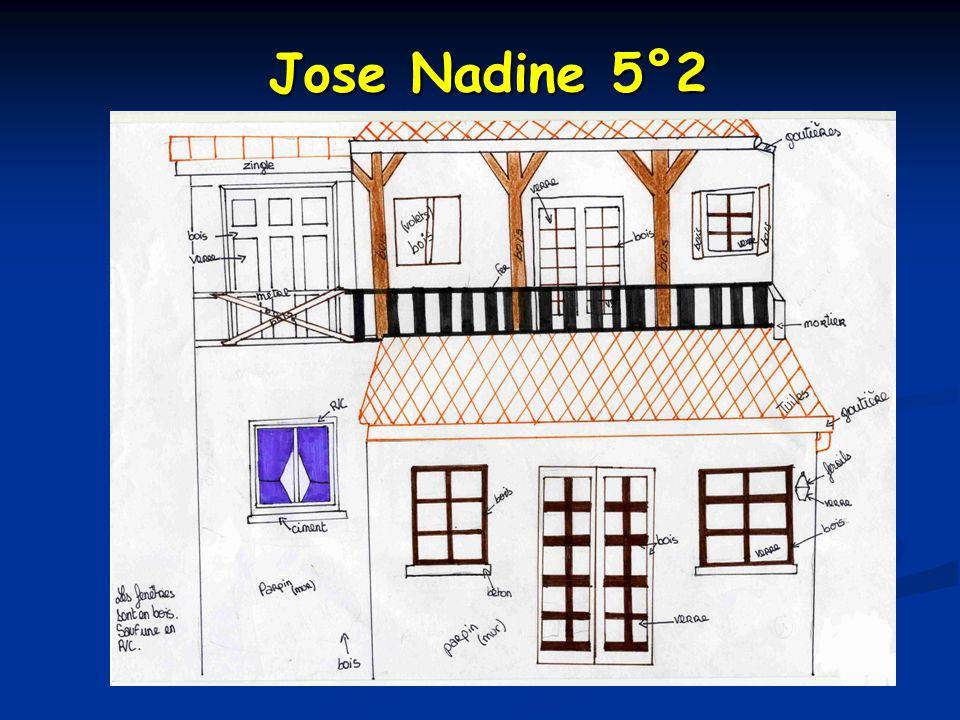 Jose Nadine 5°2
