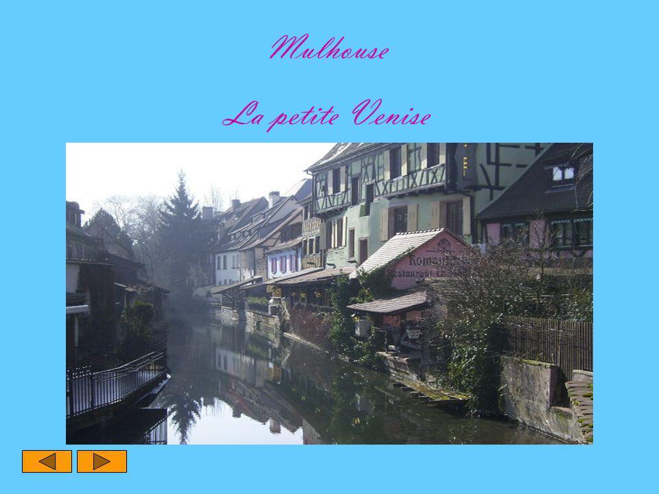 Mulhouse La petite Venise