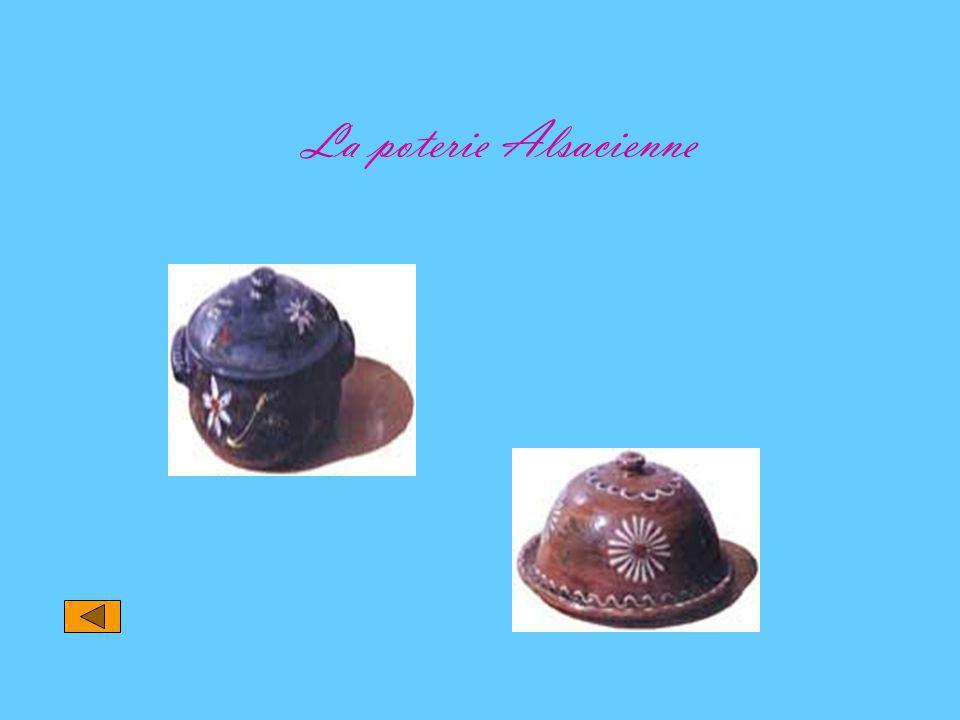 La poterie Alsacienne