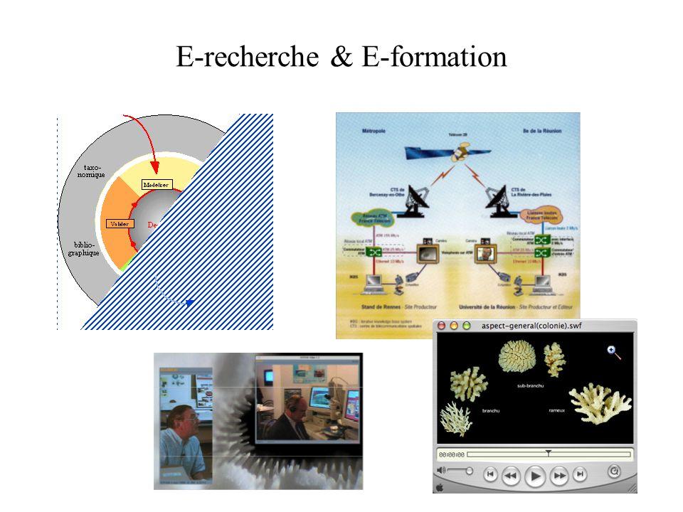 E-recherche & E-formation