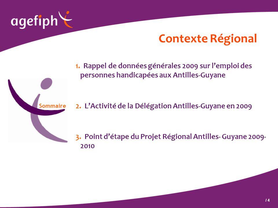 / 4 Contexte Régional 1.
