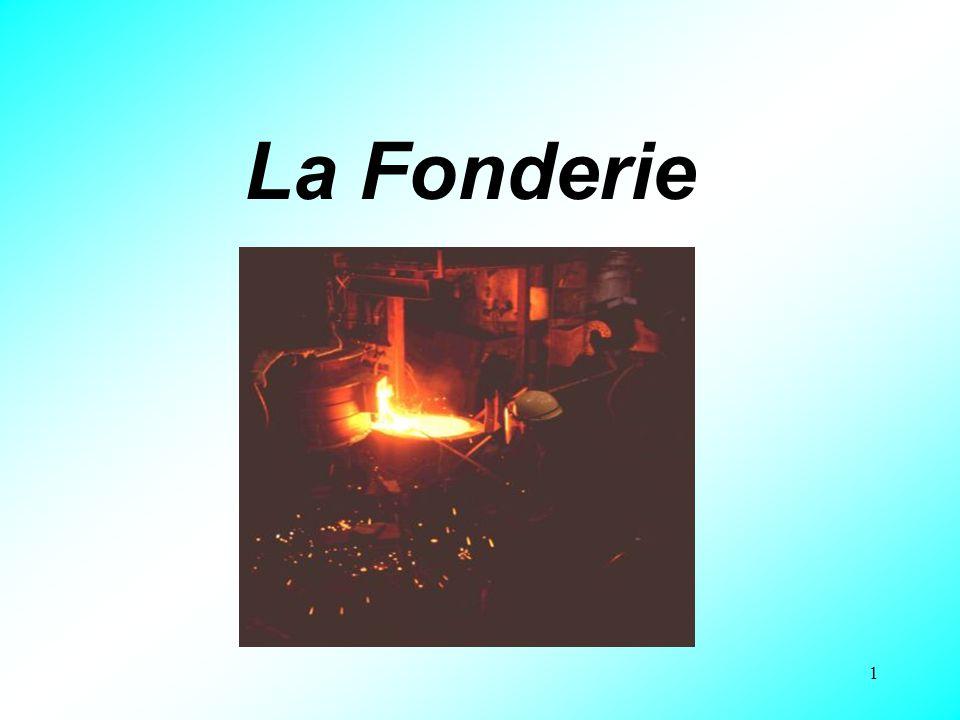 1 La Fonderie
