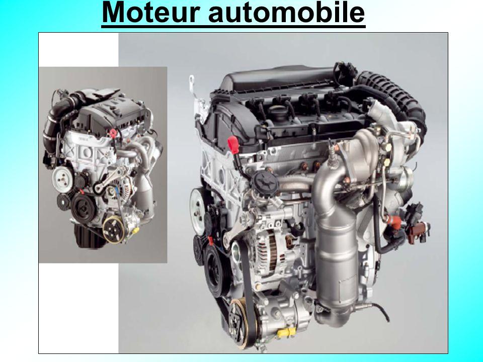 23 Moteur automobile