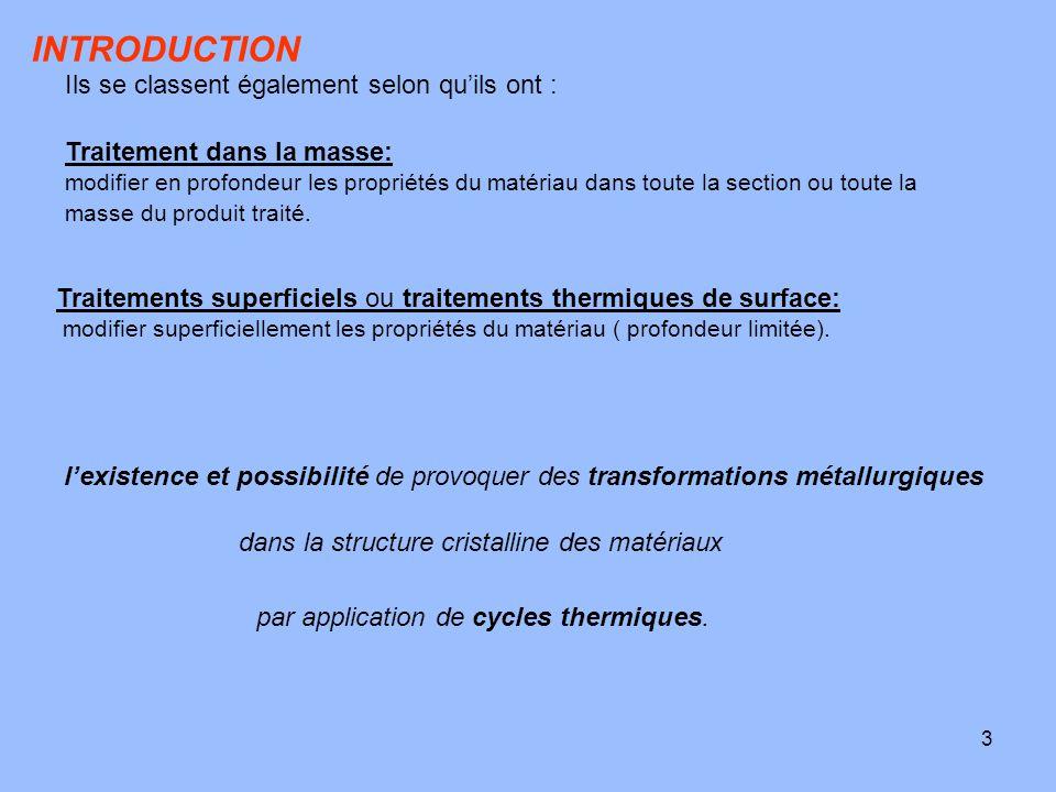 4 I- TRANSFORMATIONS METALLURGIQUES → L'alliage Fer-Carbone a- Le Carbone: Fond à 3500°C Cristallise sous trois forme: Le graphite Le diamant Le noir de fumée