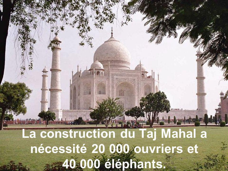 A sa mort, il fut enterré auprès de sa bien- aimée, Mumtaz-i-Mahal. Le Taj Mahal contient à sa base les corps des deux époux.