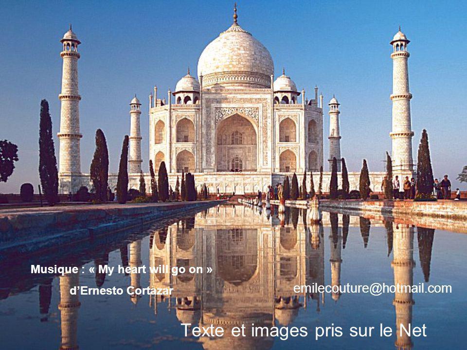 Le complexe du Taj Mahal est inscrit au patrimoine mondial de l'UNESCO depuis 1983.