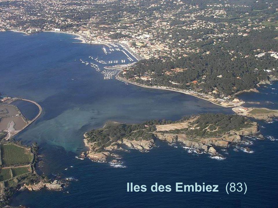 Iles des Embiez (83)