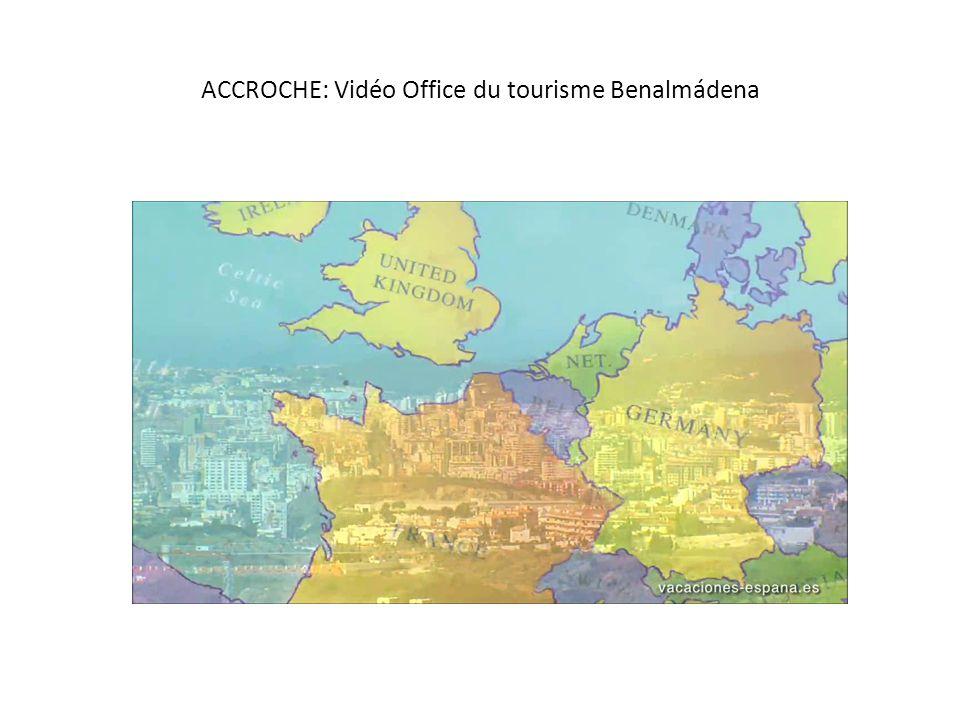 ACCROCHE: Vidéo Office du tourisme Benalmádena