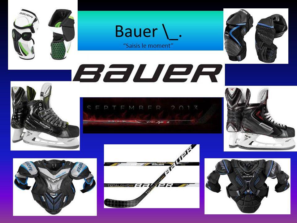 """Bauer \_. """"Saisis le moment"""""""