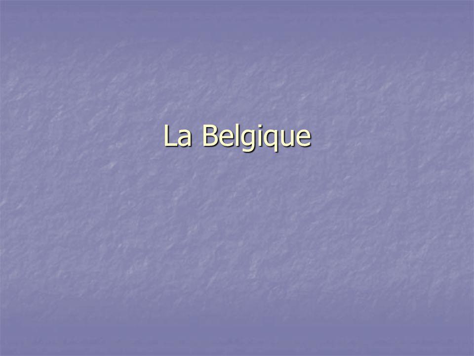 La Belgique a trois langues officielles : l allemand, le français et le néerlandais.