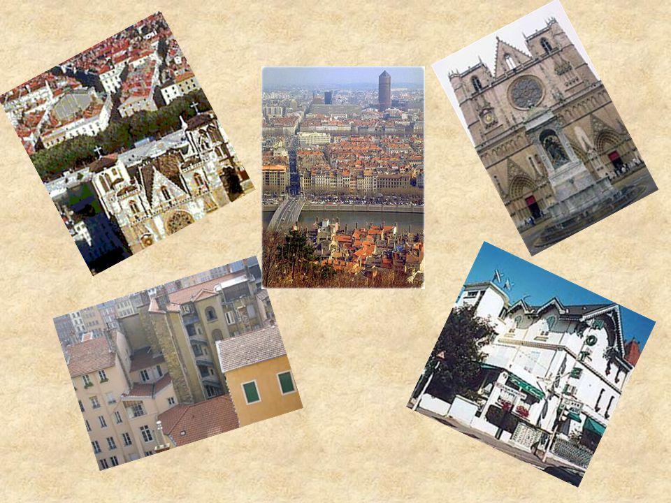Lyon reste toujours un grand centre commercial de la France et du monde.