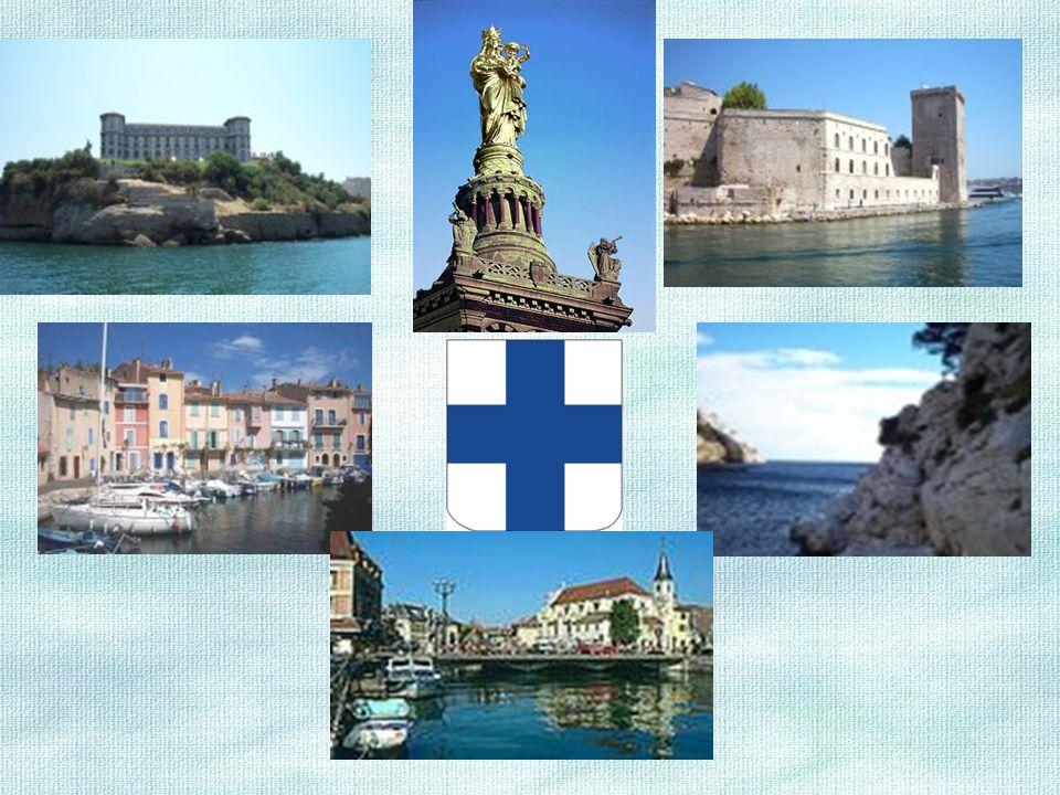 Marseille deuxième ville de la France, après Marseille, grand port de la Méditerranée, est la Paris.