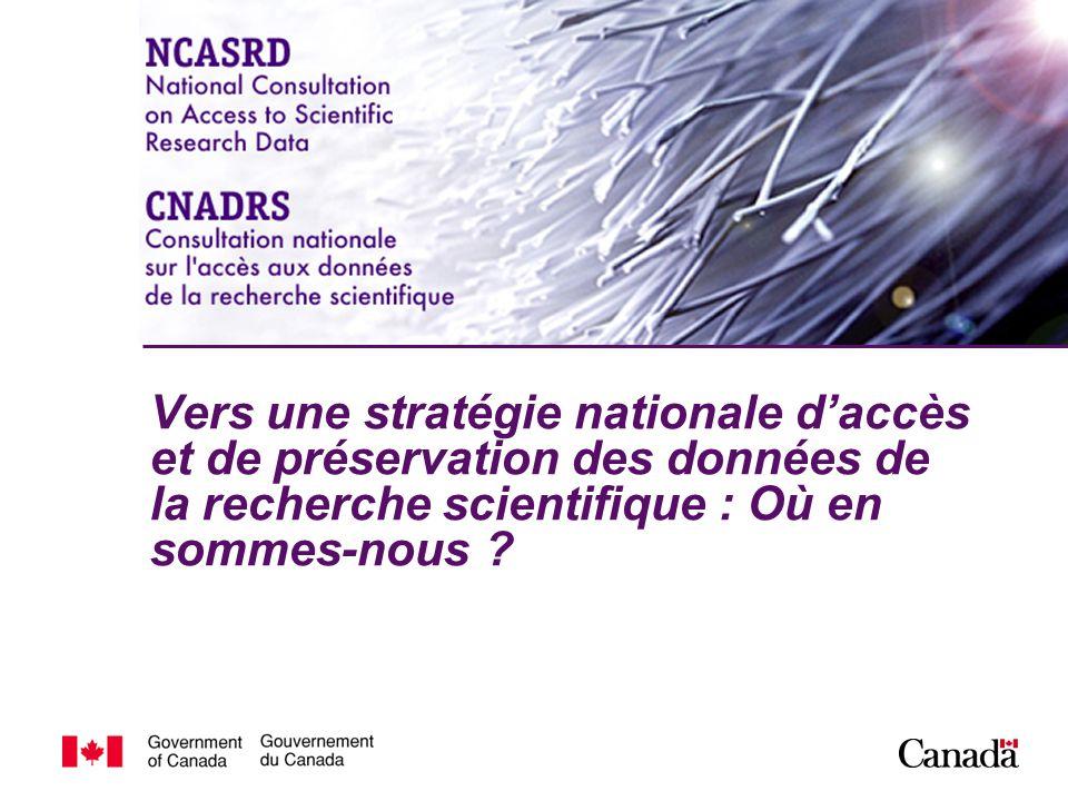 2 Atelier L'archivage des données de recherche , Colloque annuel de l'ADARUQ, Orford, Québec, 22 nov.