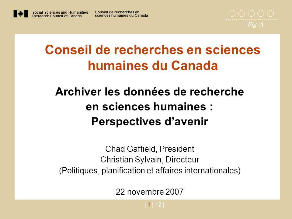 Social Sciences and Humanities Research Council of Canada Conseil de recherches en sciences humaines du Canada Fig. A | 1 | 12 | Conseil de recherches