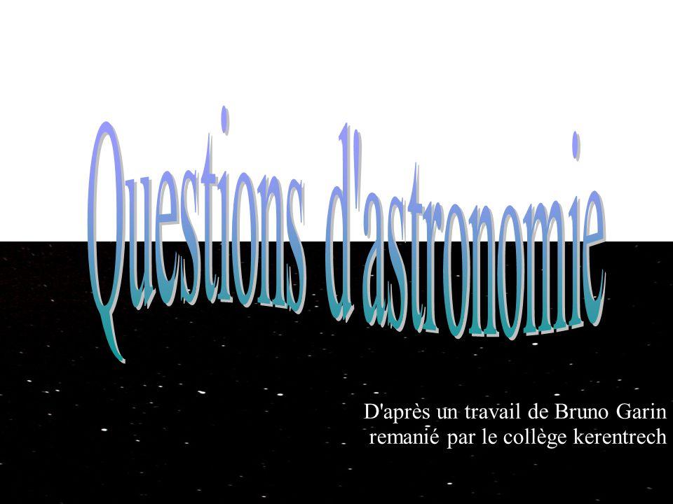 88 constellations. Q 12 : Il y a 88 constellations.