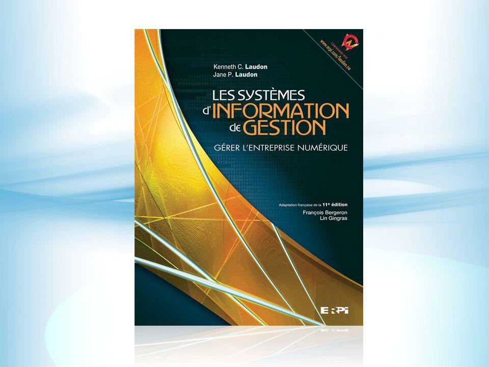 Chapitre 4 Les aspects éthiques et sociaux des systèmes d'information de gestion © ERPI, 2010.