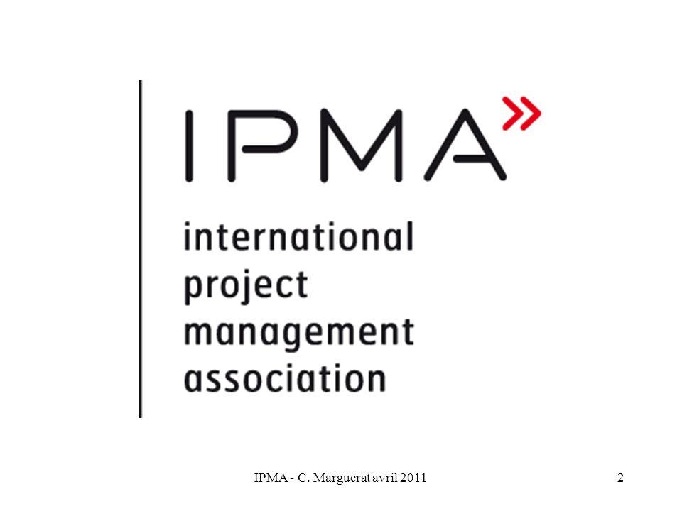 3 1.IPMA dans le monde 2.Se certifier, quel intérêt .