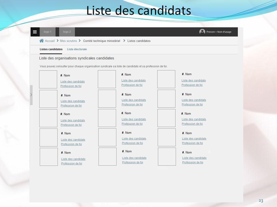 Liste des candidats reunion os 26 mai23
