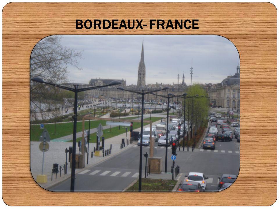 BORDEAUX- FRANCE