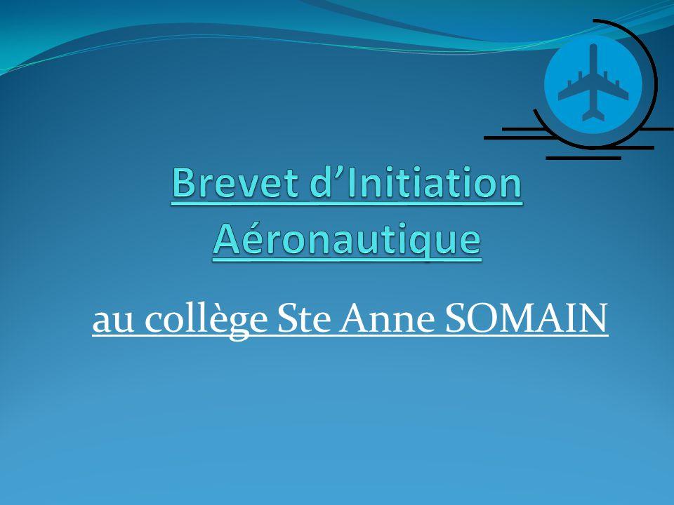 au collège Ste Anne SOMAIN