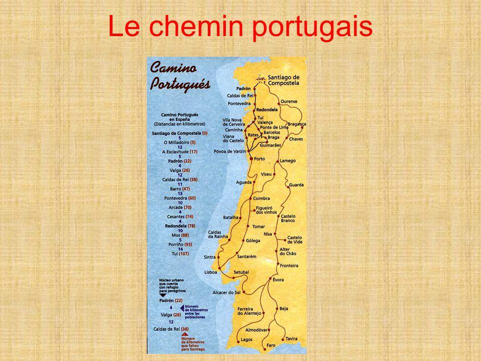 Le chemin portugais