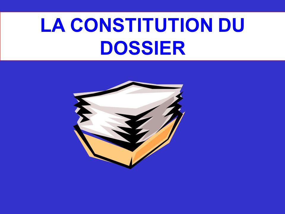 Présentation de l'action Démarche Stratégie Partie technique support : dossier informatisé 10 à 15 pages LE DOSSIER
