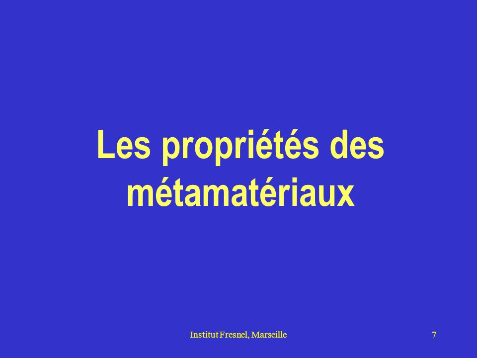 Institut Fresnel, Marseille18 Ceci n'est pas une preuve de non-validité: une démonstration fausse peut conduire à un résultat exact !