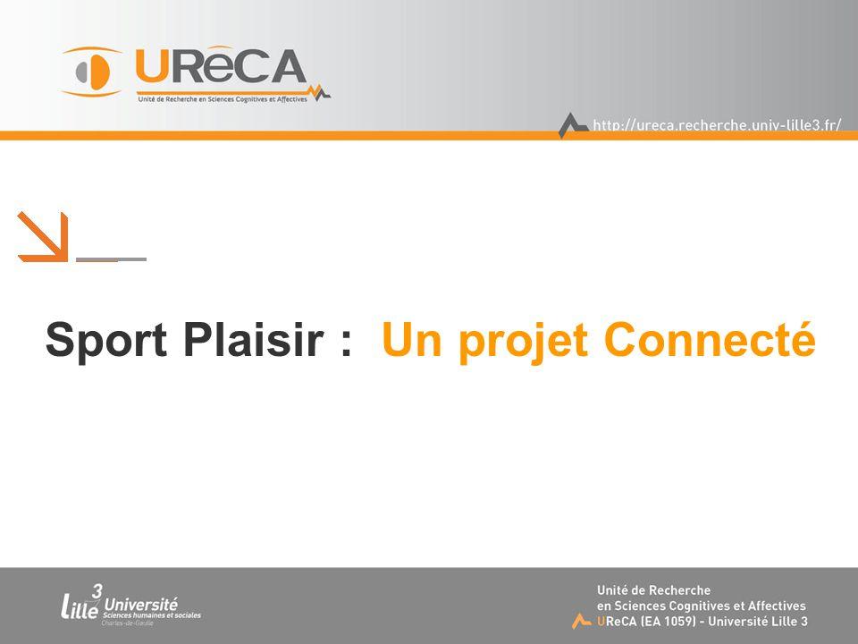 Sport Plaisir : Un projet Connecté