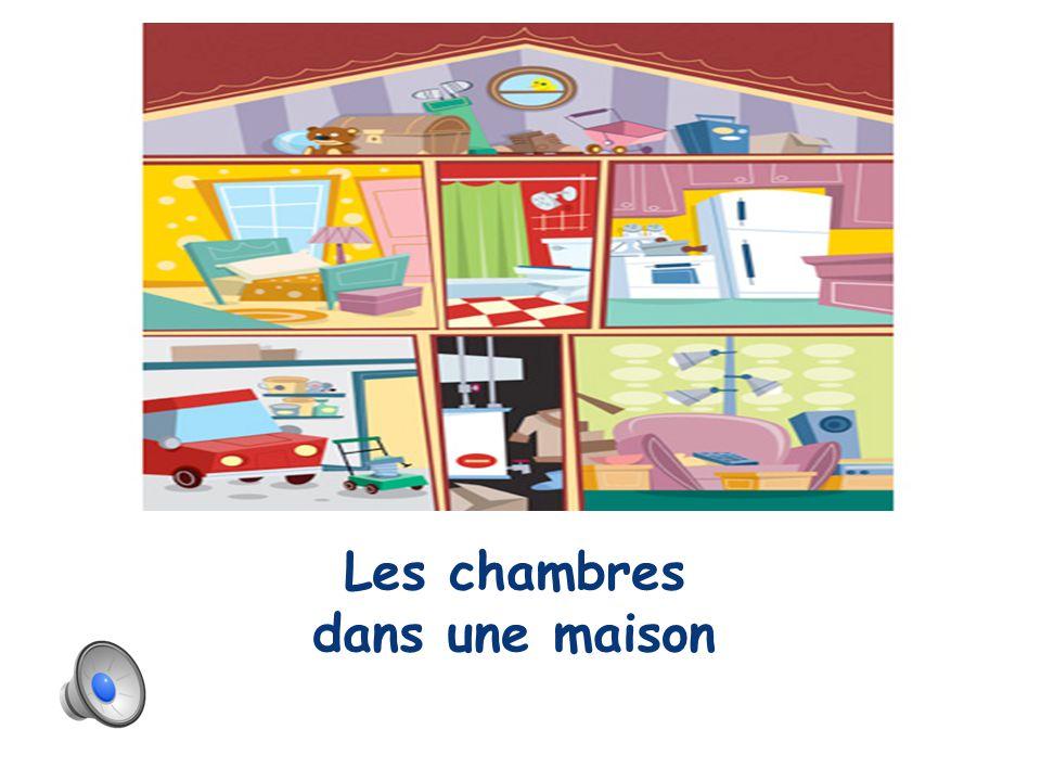 + Introduction Aujourd'hui nous allons apprendre à propos de les chambres à l'intérieur de ta maison! Today, we are going to learn all about the inter