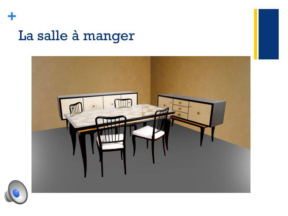 + Le salon