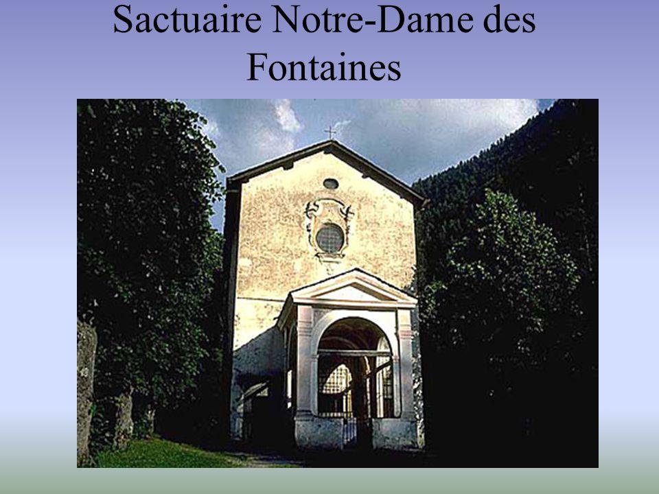 Chapelle Saint-Sébastien, Saint-Étienne-de-Tinée - Deuxième travée, mur sud, registre supérieur - - Cycle des histoires de saint Sébastien (4 panneaux