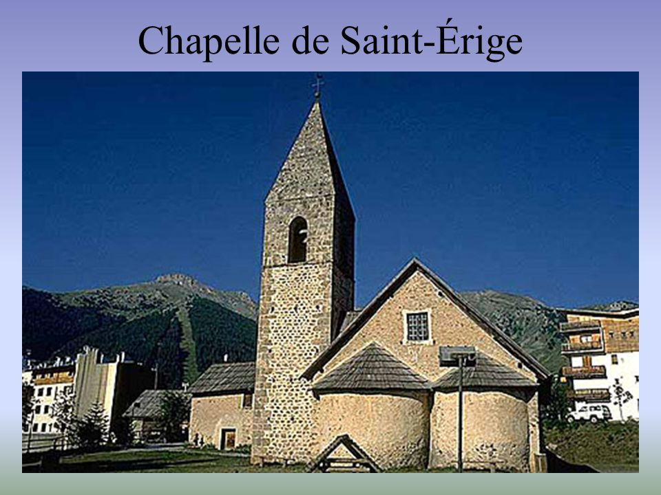 Chapelle Notre- Dame de Benva, Lorgues - Nef, mur nord, registre inférieur - - Thèmes eschatologiques : saintes Marthe et Marie-Madeleine - - Vue d'en