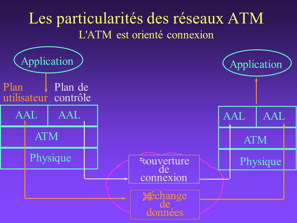 proxy Où placer le service de confidentialité .La confidentialité dans l'ATM Forum (Spécif.