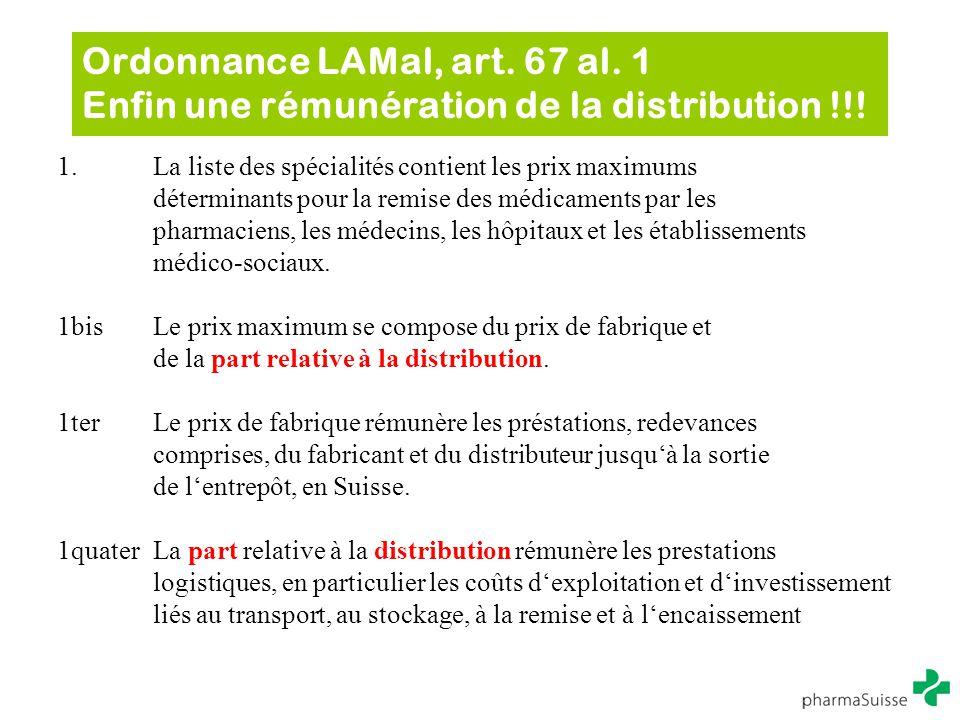 1. La liste des spécialités contient les prix maximums déterminants pour la remise des médicaments par les pharmaciens, les médecins, les hôpitaux et